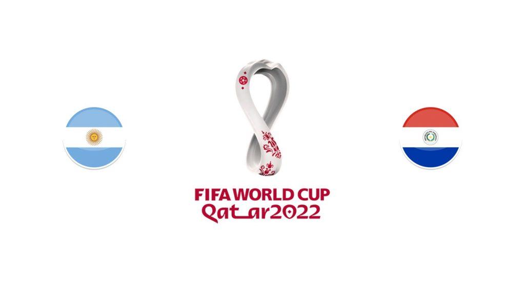 Argentina vs Paraguay Previa, Predicciones y Pronóstico