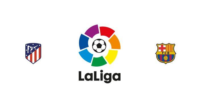 Atlético Madrid vs Barcelona Previa, Predicciones y Pronóstico