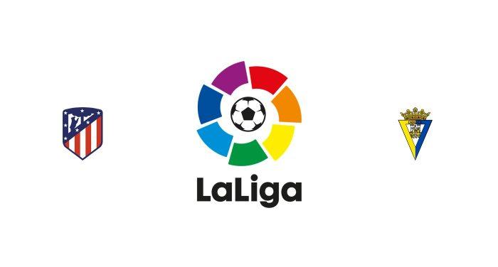 Atlético Madrid vs Cádiz Previa, Predicciones y Pronóstico