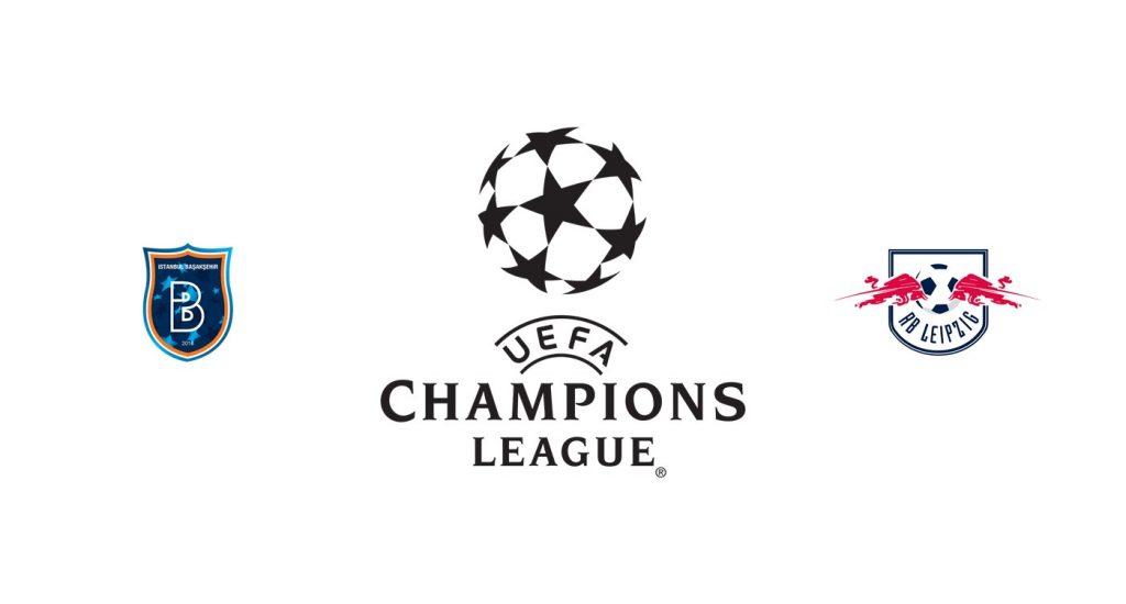Basaksehir vs RB Leipzig Previa, Predicciones y Pronóstico