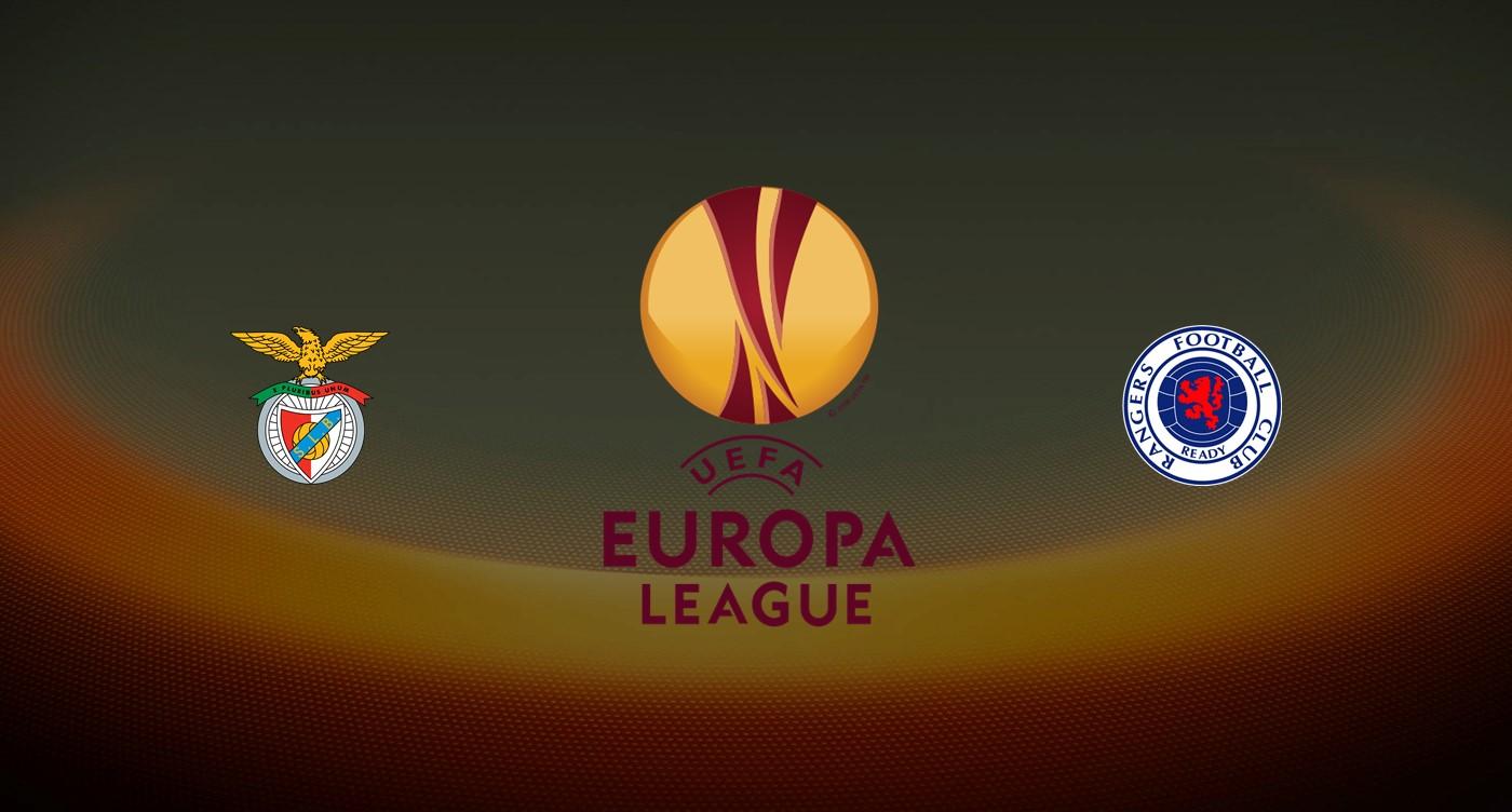 Benfica vs Glasgow Rangers