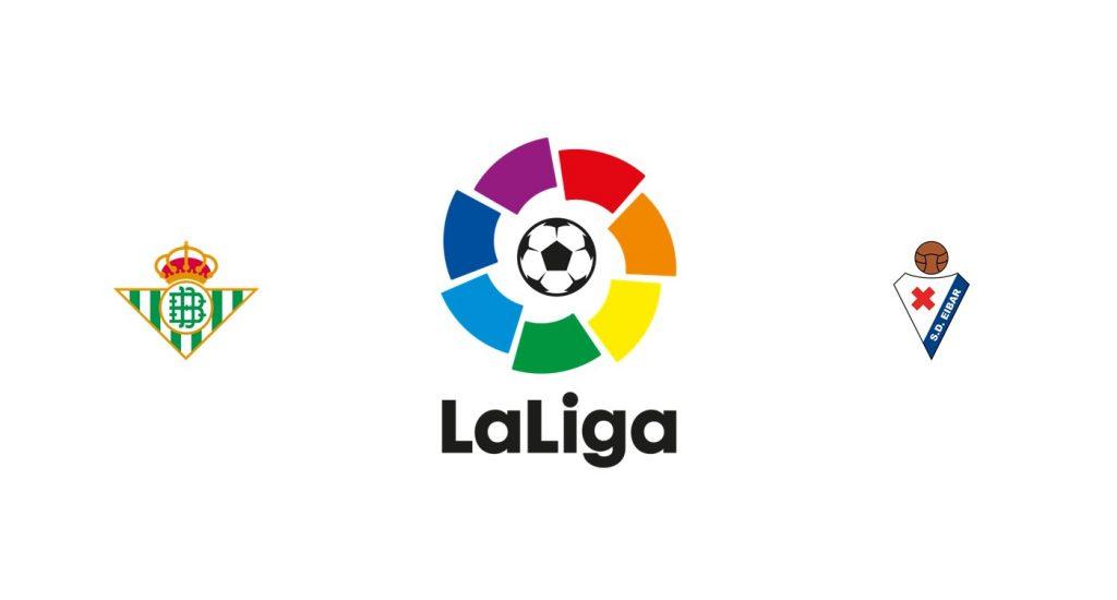 Betis vs Eibar Previa, Predicciones y Pronóstico