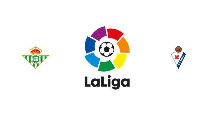 Betis vs Eibar Previa, Predicciones y Pronóstico 26/11/2020