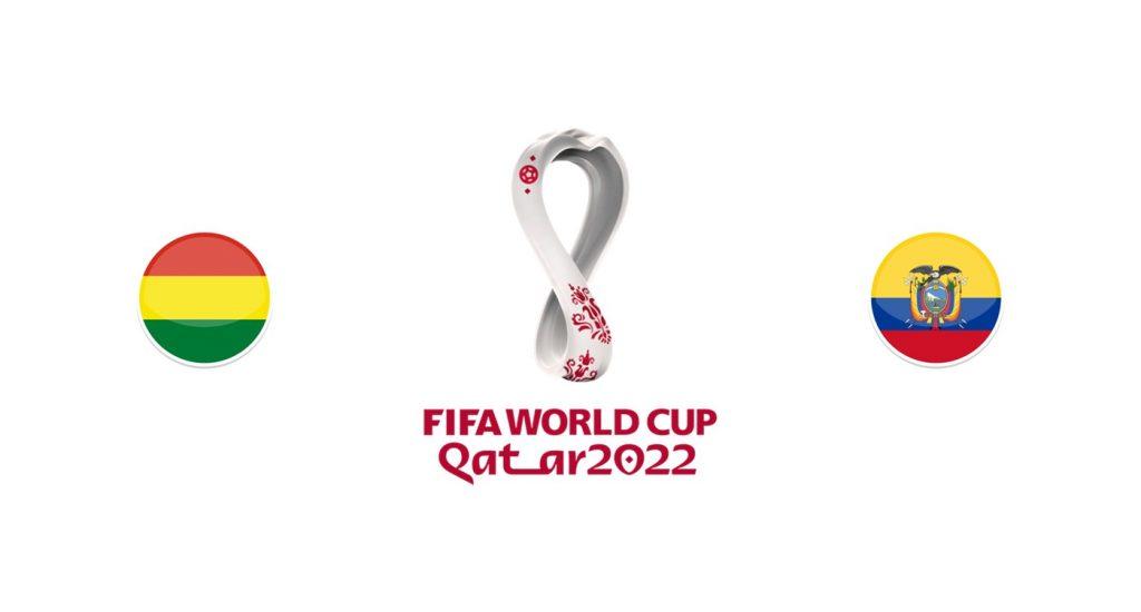 Bolivia vs Ecuador Previa, Predicciones y Pronóstico