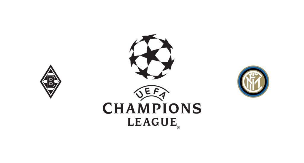 Borussia Monchengladbach vs Inter Milán Previa, Predicciones y Pronóstico