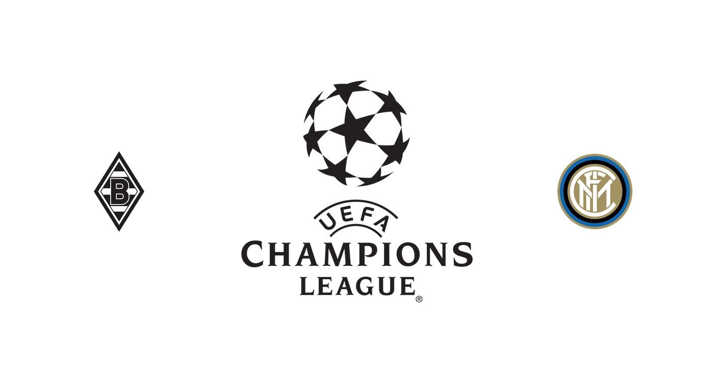 Borussia Monchengladbach vs Inter Milan