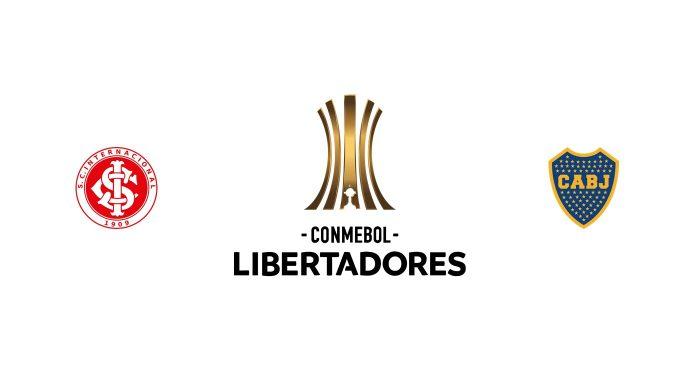 Internacional vs Boca Juniors Previa, Predicciones y Pronóstico