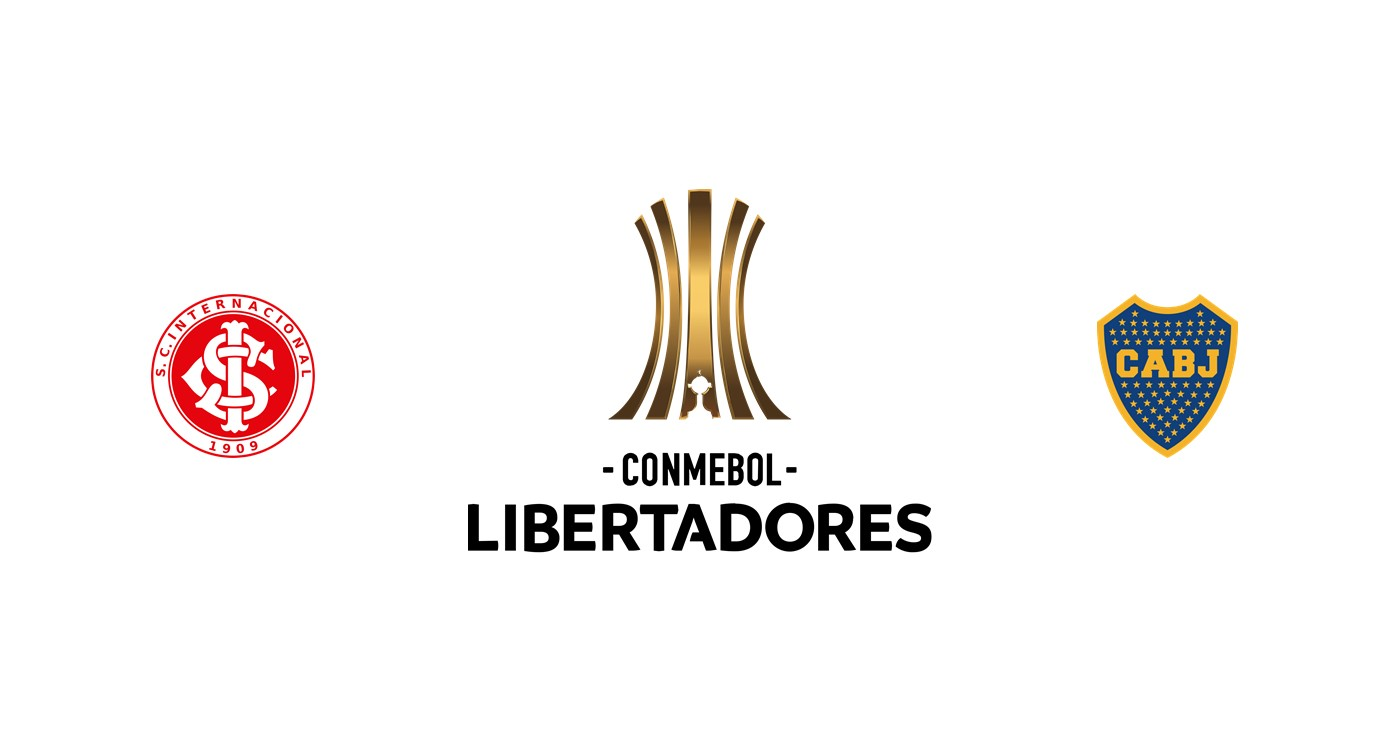 Internacional vs Boca Juniors