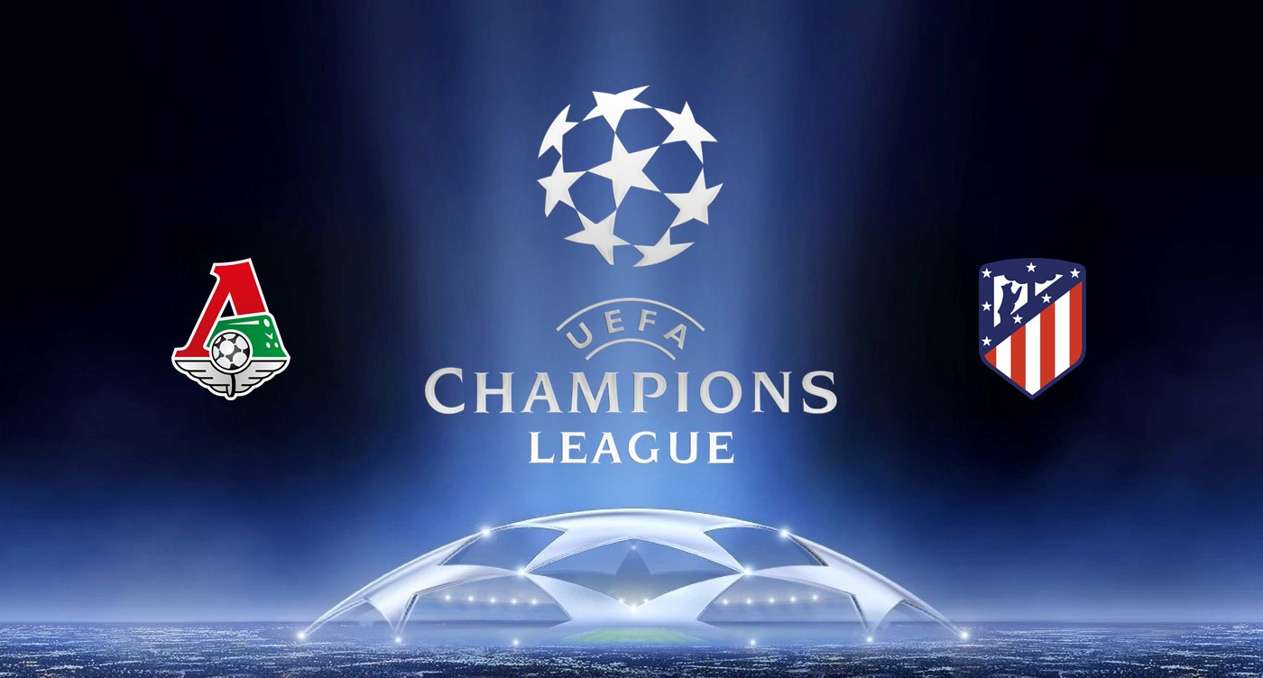 Lokomotiv Moscú vs Atlético Madrid