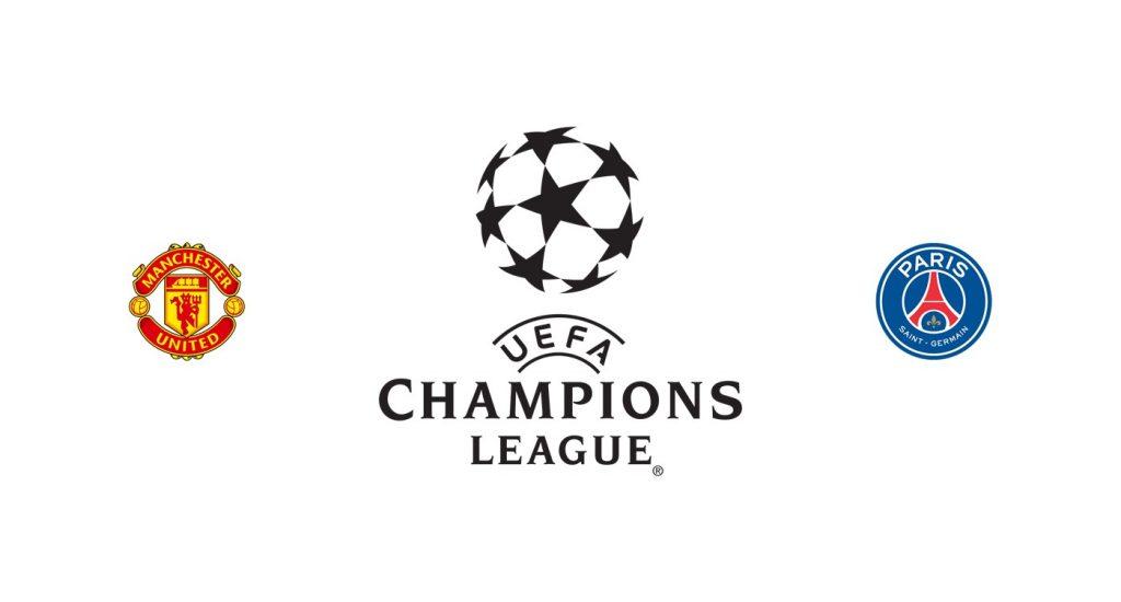 Manchester United vs PSG Previa, Predicciones y Pronóstico