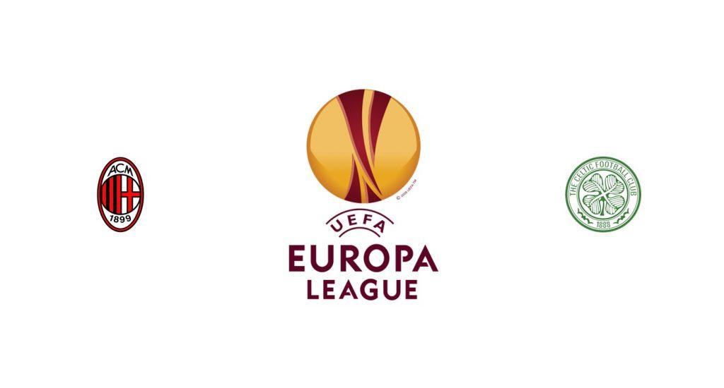 Milán vs Celtic Previa, Predicciones y Pronóstico