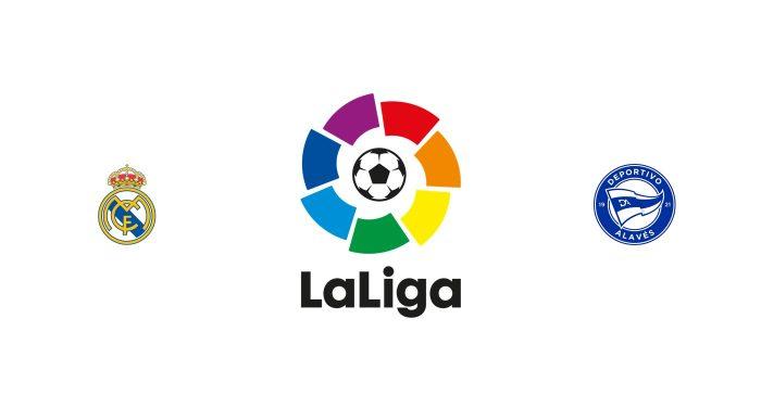 Real Madrid vs Alavés Previa, Predicciones y Pronóstico