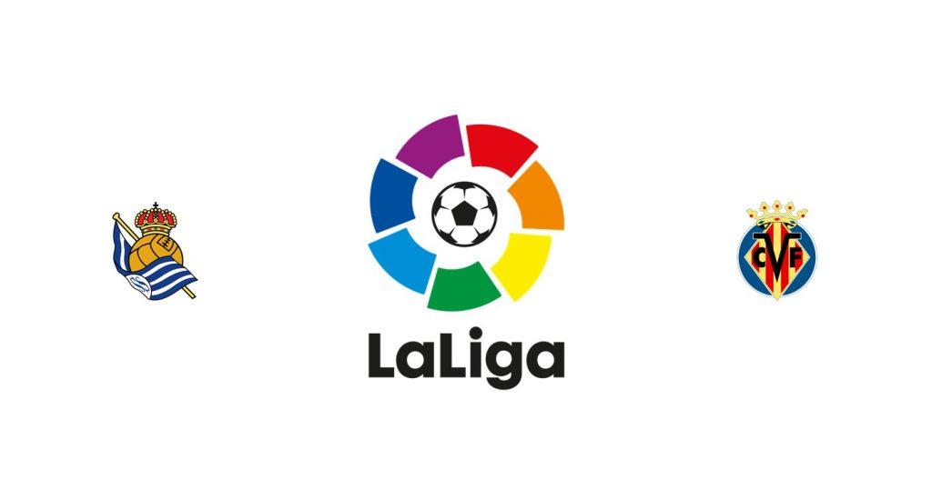 Real Sociedad vs Villarreal Previa, Predicciones y Pronóstico