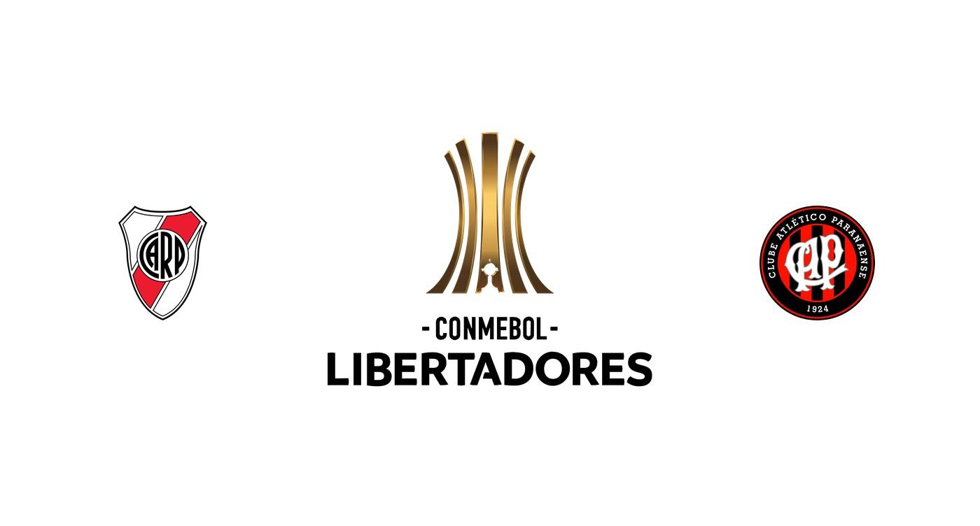 River Plate vs Atletico Paranaense