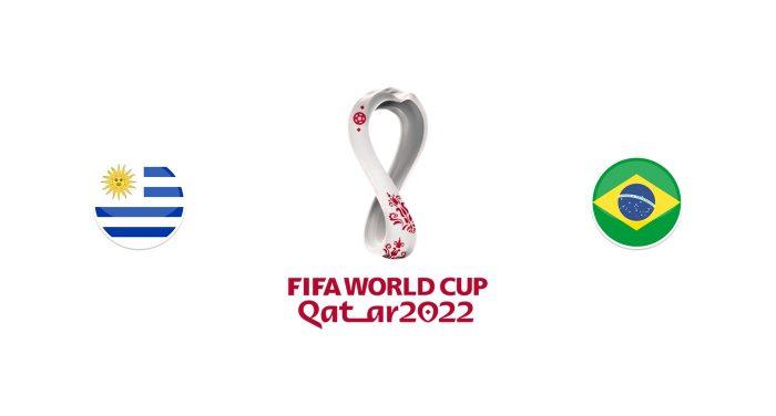 Uruguay vs Brasil Previa, Predicciones y Pronóstico