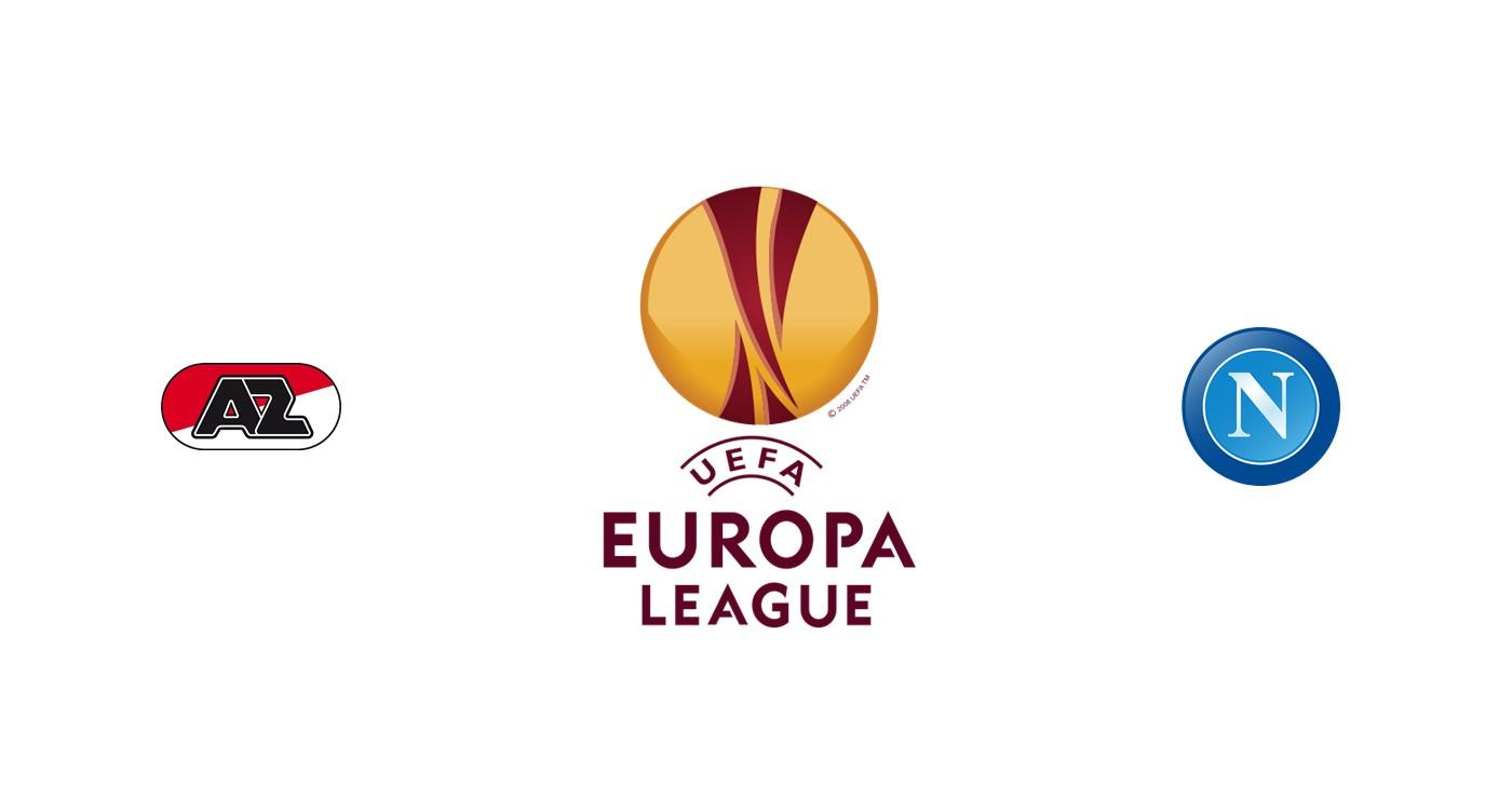 AZ Alkmaar vs Napoli