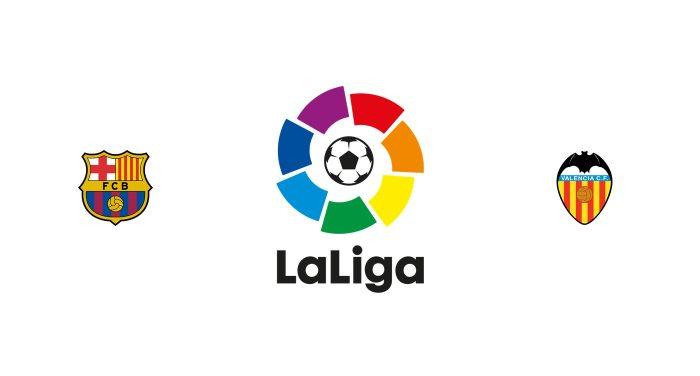 Barcelona vs Valencia Previa, Predicciones y Pronóstico