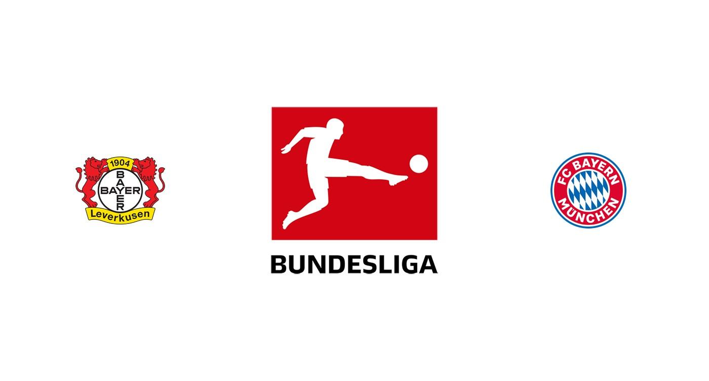 Bayer Leverkusen vs Bayern Múnich