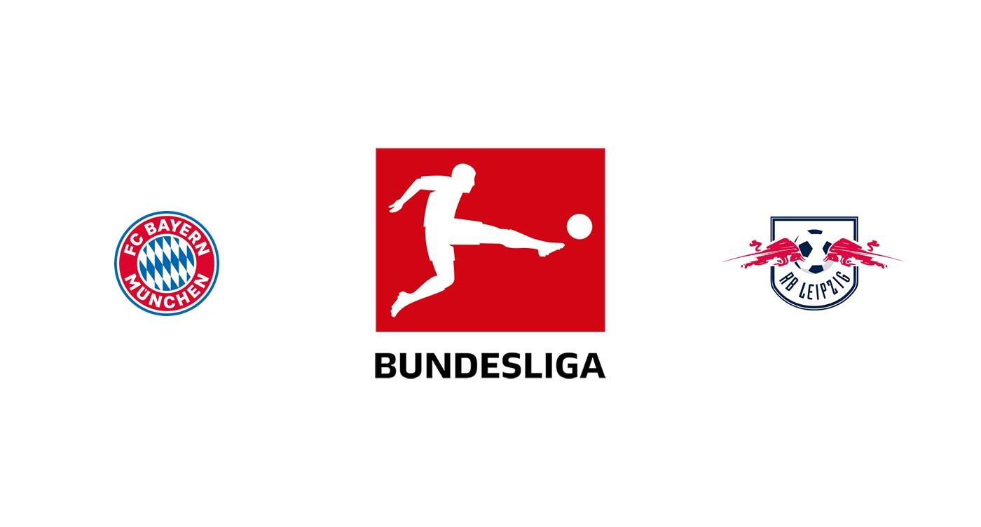 Bayern Múnich vs RB Leipzig