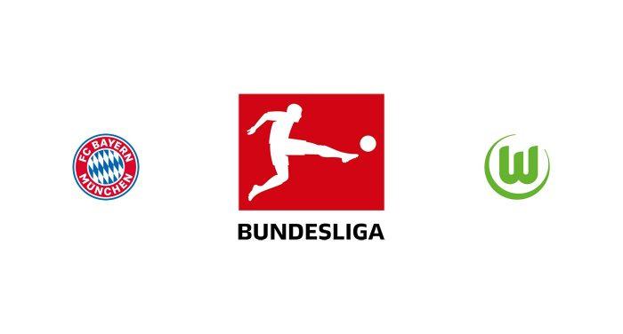 Bayern Múnich vs Wolfsburgo Previa, Predicciones y Pronóstico