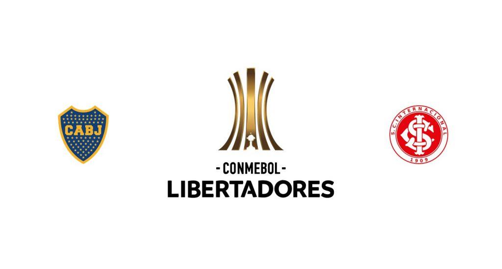 Boca Juniors vs Internacional Previa, Predicciones y Pronóstico