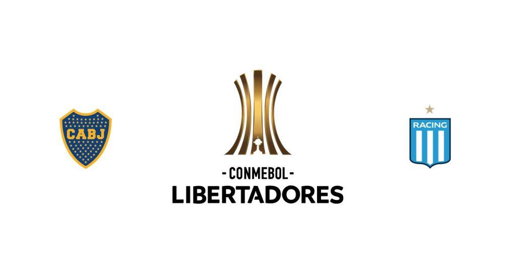 Boca Juniors vs Racing Club Previa, Predicciones y Pronóstico