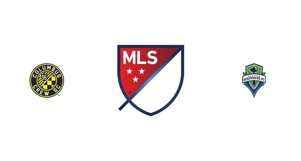 Columbus Crew vs Seattle Sounders Previa, Predicciones y Pronóstico