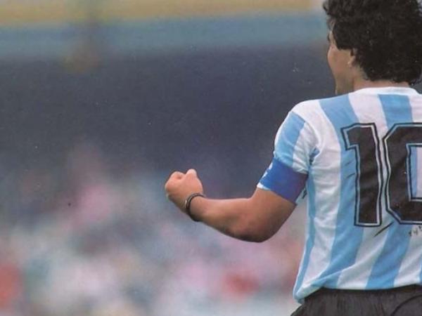 Nuestra despedida a Diego Armando Maradona