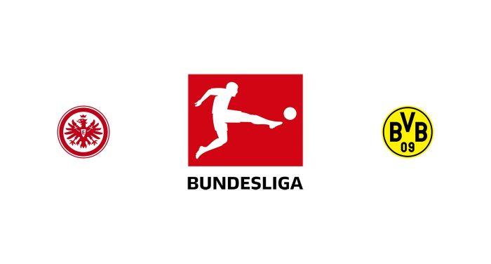 Eintracht Frankfurt vs Borussia Dortmund Previa, Predicciones y Pronóstico