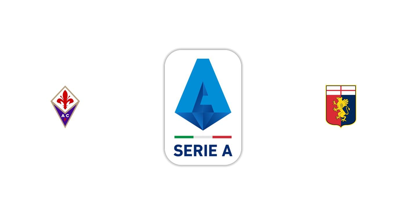 Fiorentina vs Genoa