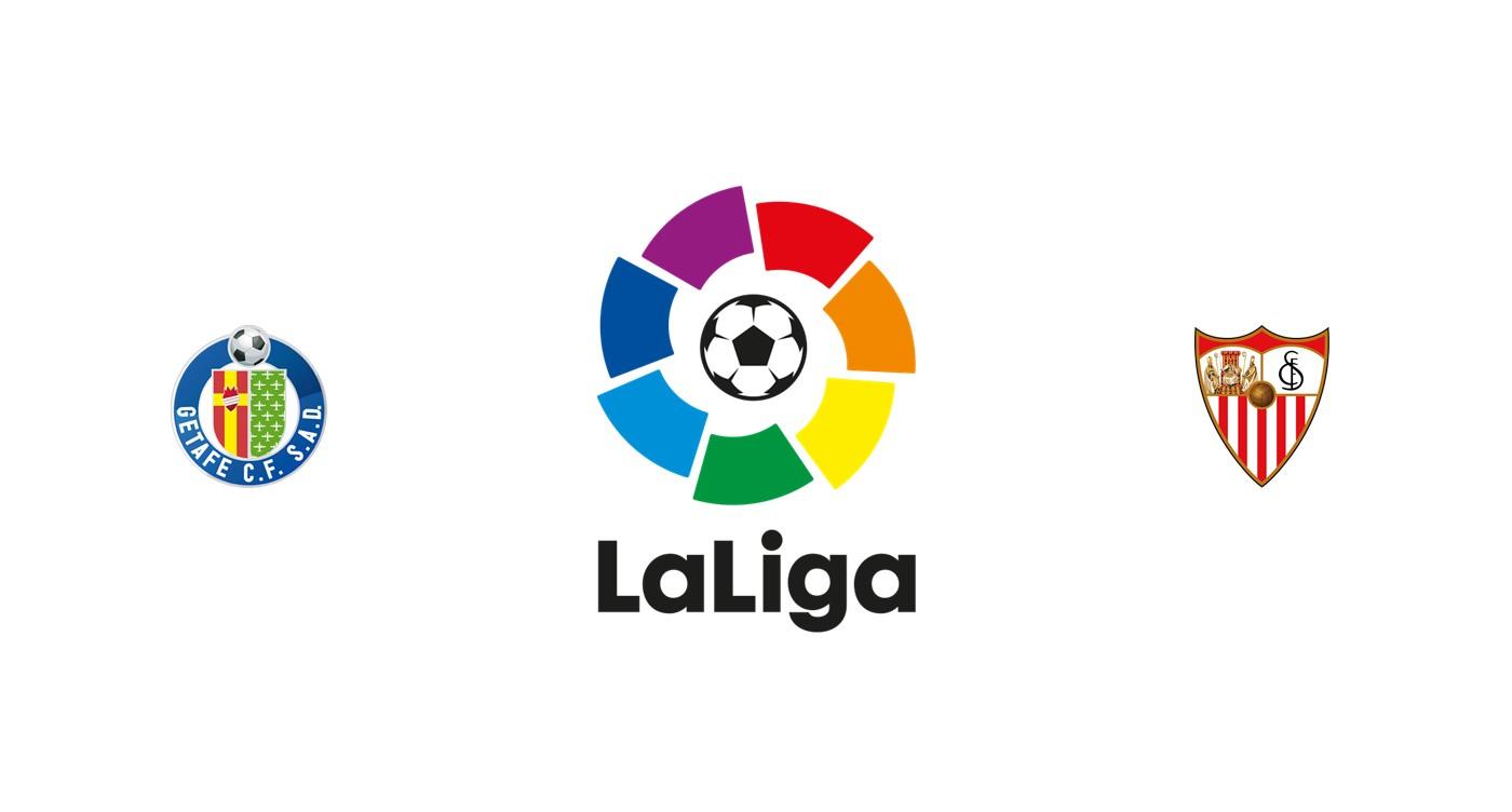 Getafe vs Sevilla