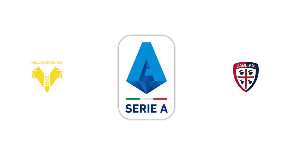 Hellas Verona vs Cagliari Previa, Predicciones y Pronóstico