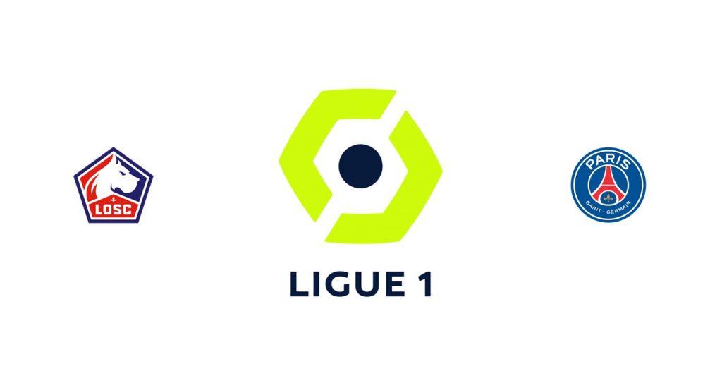 Lille vs PSG Previa, Predicciones y Pronóstico
