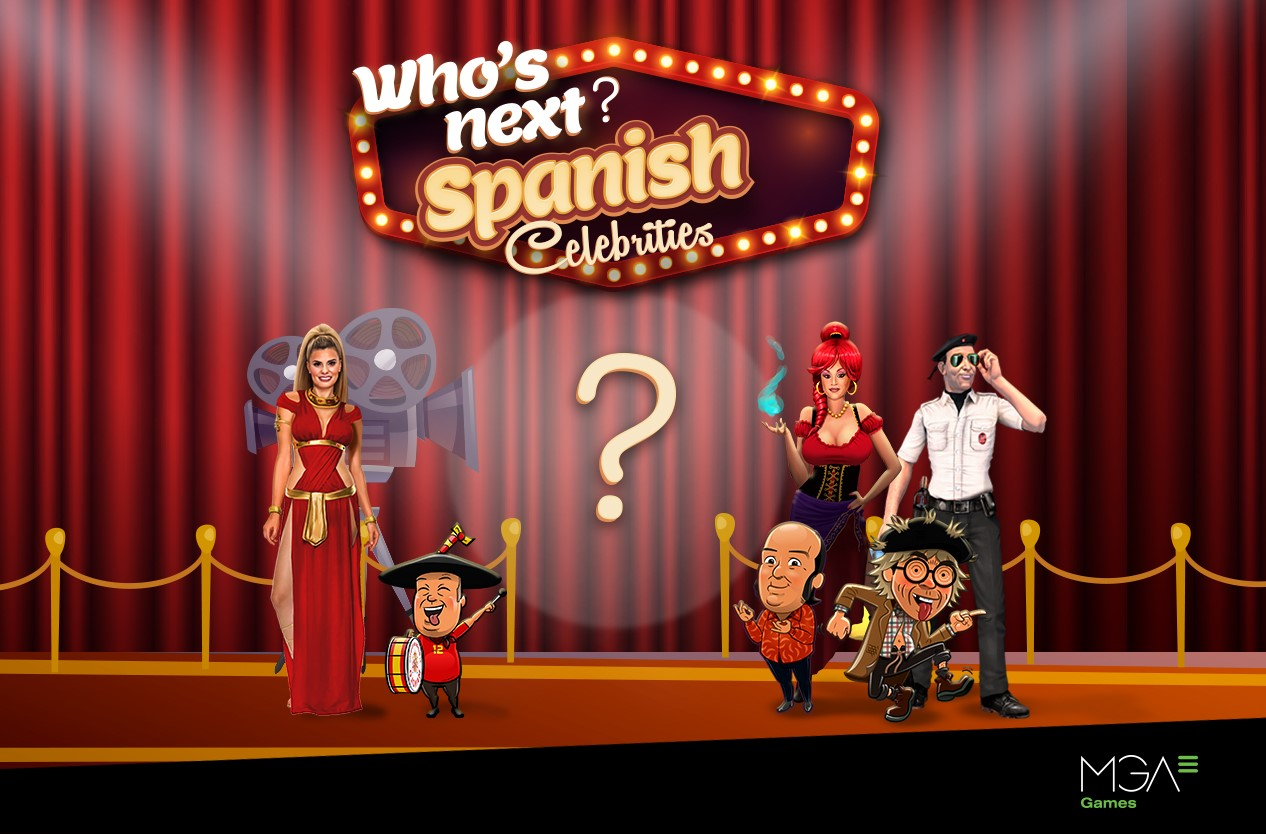 Spanish Celebrities MGA GAMES
