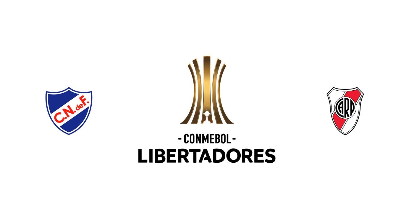Nacional vs River Plate