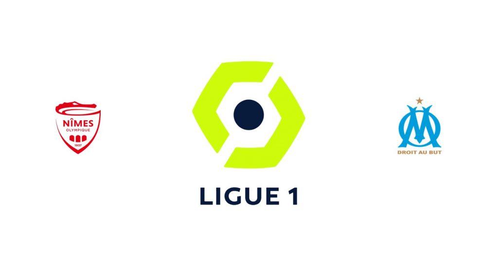 Nimes vs Olympique Marsella Previa, Predicciones y Pronóstico
