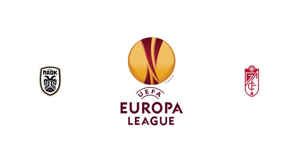 PAOK vs Granada Previa, Predicciones y Pronóstico
