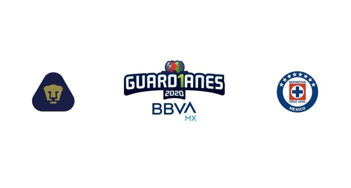 Pumas UNAM vs Cruz Azul Previa, Predicciones y Pronóstico