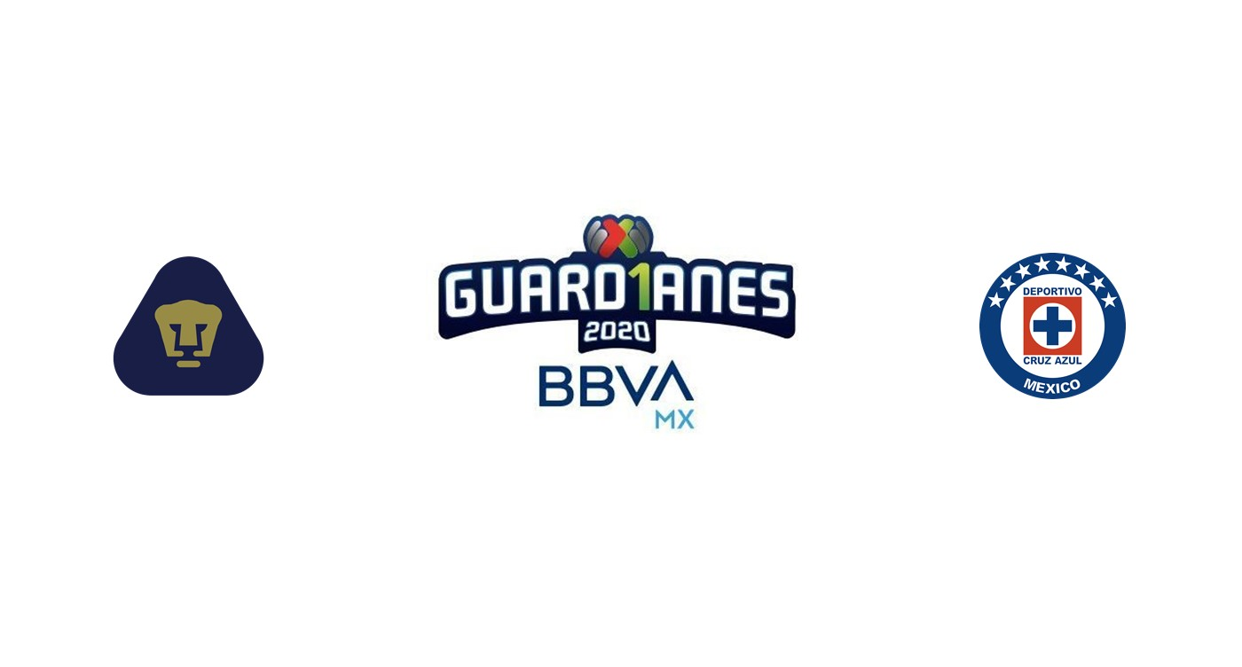 Pumas UNAM vs Cruz Azul