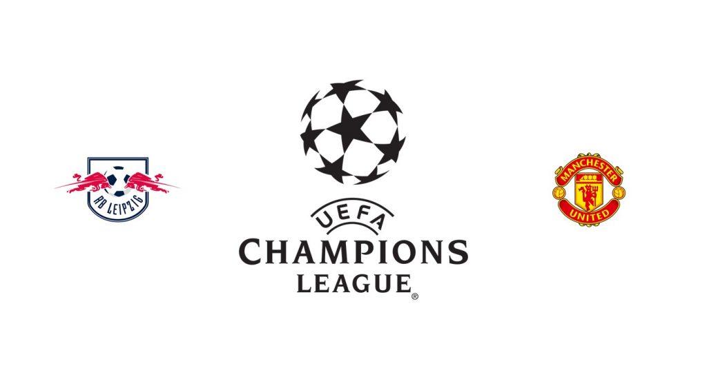 RB Leipzig vs Manchester United Previa, Predicciones y Pronóstico