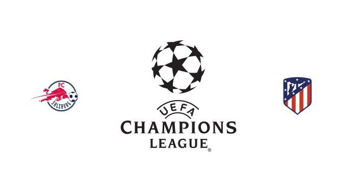 RB Salzburgo vs Atlético Madrid Previa, Predicciones y Pronóstico