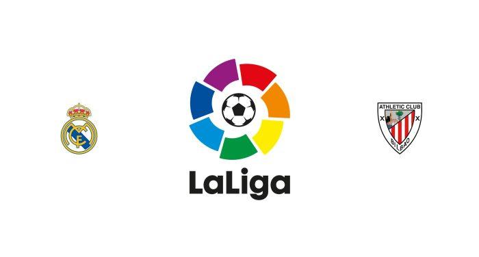 Real Madrid vs Athletic Club Previa, Predicciones y Pronóstico 14-12-2020