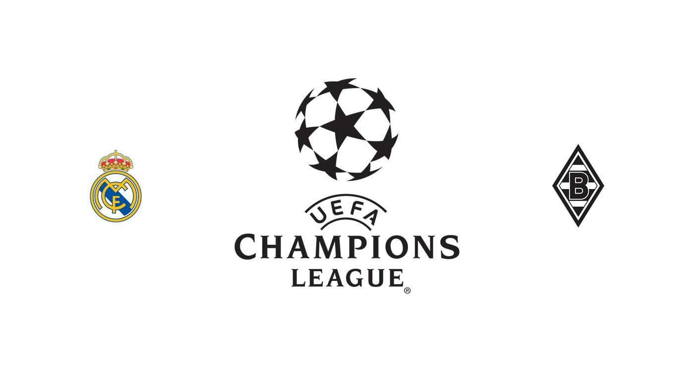 Real Madrid vs Borussia Monchengladbach
