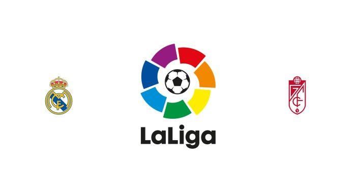 Real Madrid vs Granada Previa, Predicciones y Pronóstico