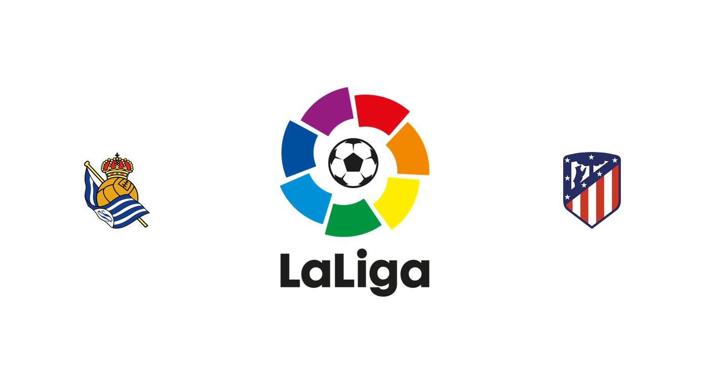 Real Sociedad vs Atlético Madrid