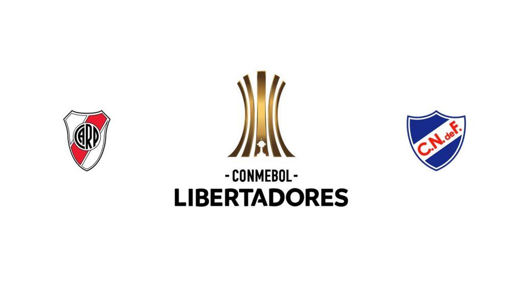 River Plate vs Nacional Previa, Predicciones y Pronóstico