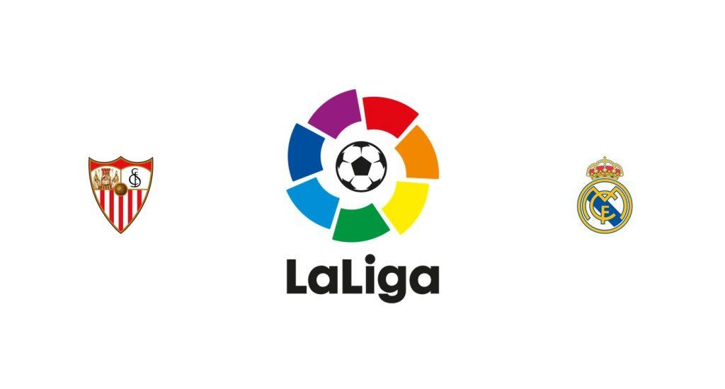 Sevilla vs Real Madrid Previa, Predicciones y Pronóstico