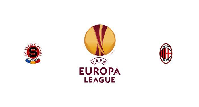 Sparta Praga vs Milán Previa, Predicciones y Pronóstico
