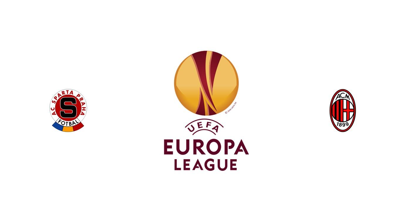 Sparta Praga vs Milan