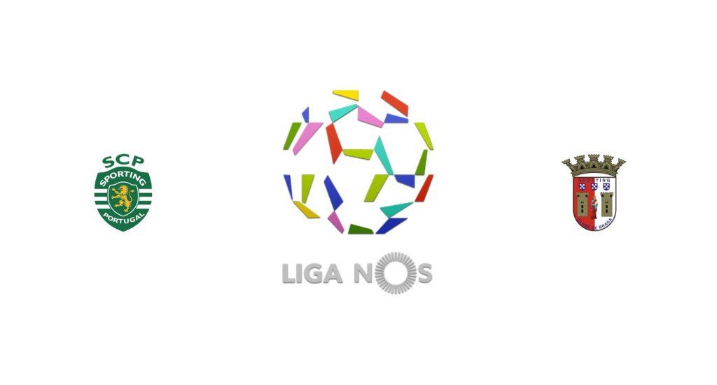 Sporting CP vs SC Braga Previa, Predicciones y Pronóstico